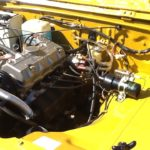 Engine , gear and exhaust